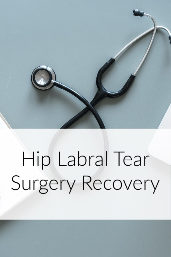 hip labral tear. labral tear hip surgery. hip surgery recovery blog