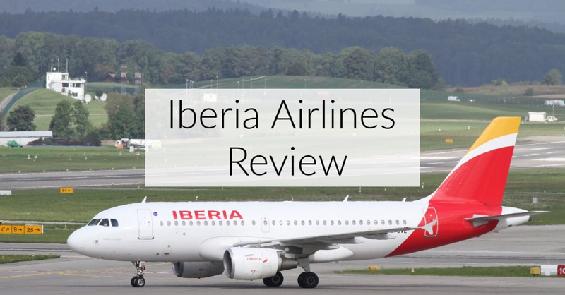 Iberia Airlines Reviews: Boston to Madrid Nonstop Flight Economy Class