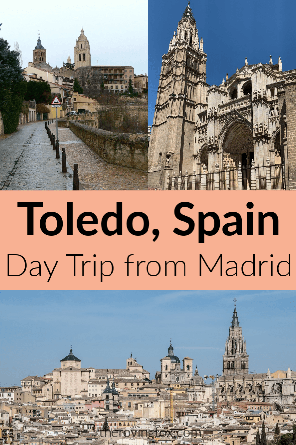 Things to do in Toledo Spain. Best day trips from Madrid. One day in Toledo Spain