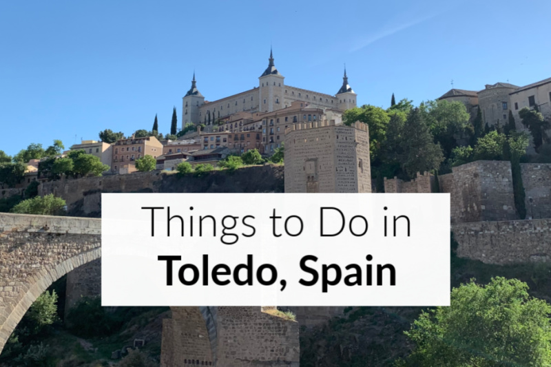 Things to do in Toledo Spain: Day Trips from Madrid