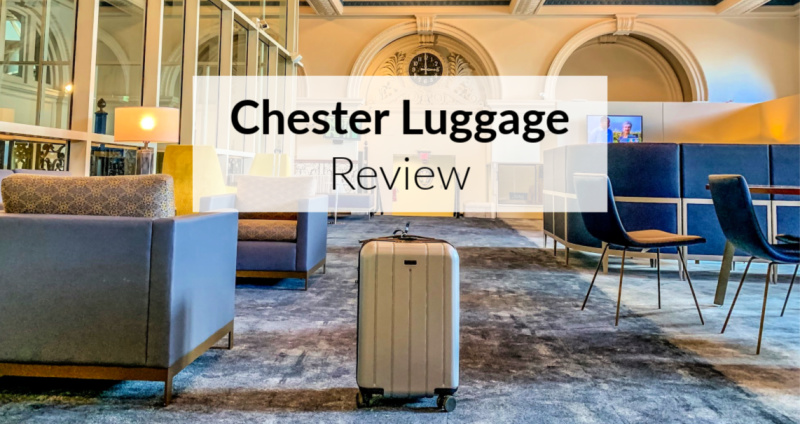Chester Luggage Review