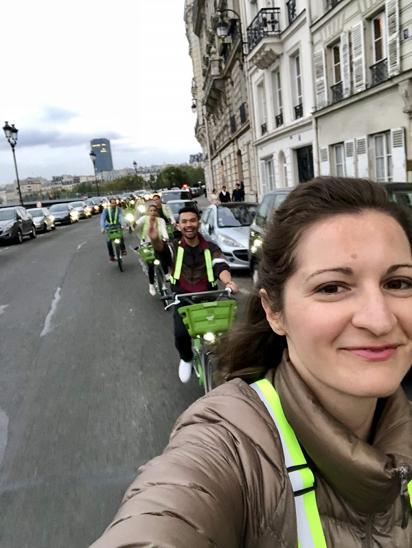 Airbnb experience food tour in Paris