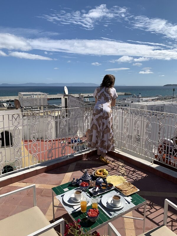 Airbnb in Tangier Morocco