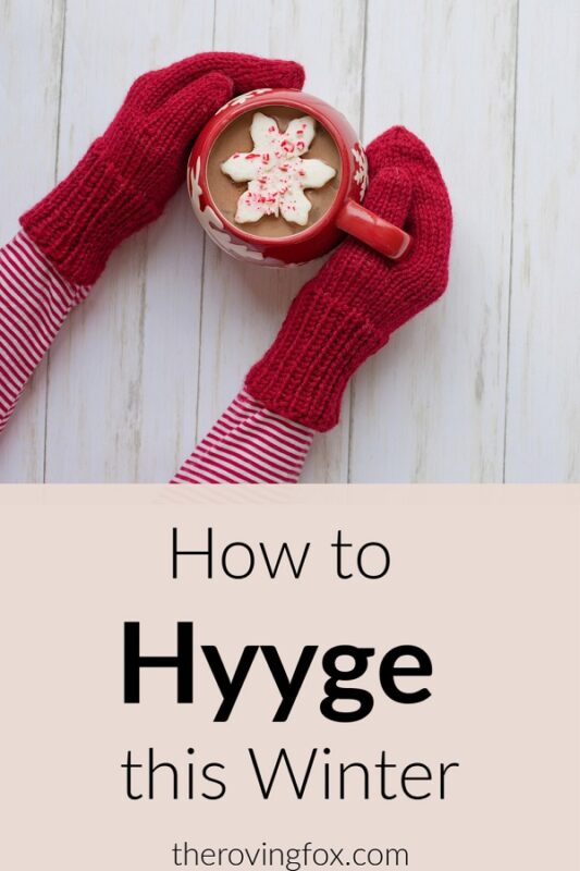 How to Hygge shopping list