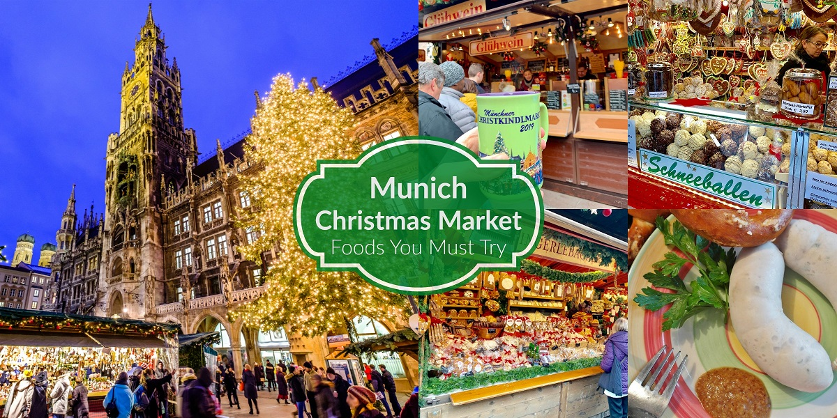 13 Munich Christmas Market Foods You Must Try