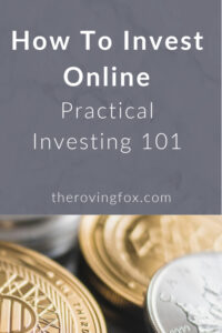 How To Invest Online. Practical Investing 101 pinterest