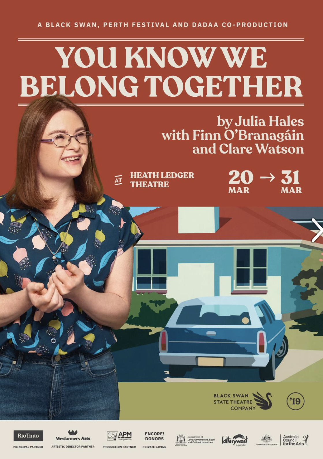 'You Know We Belong Together' – A Post-Show Review