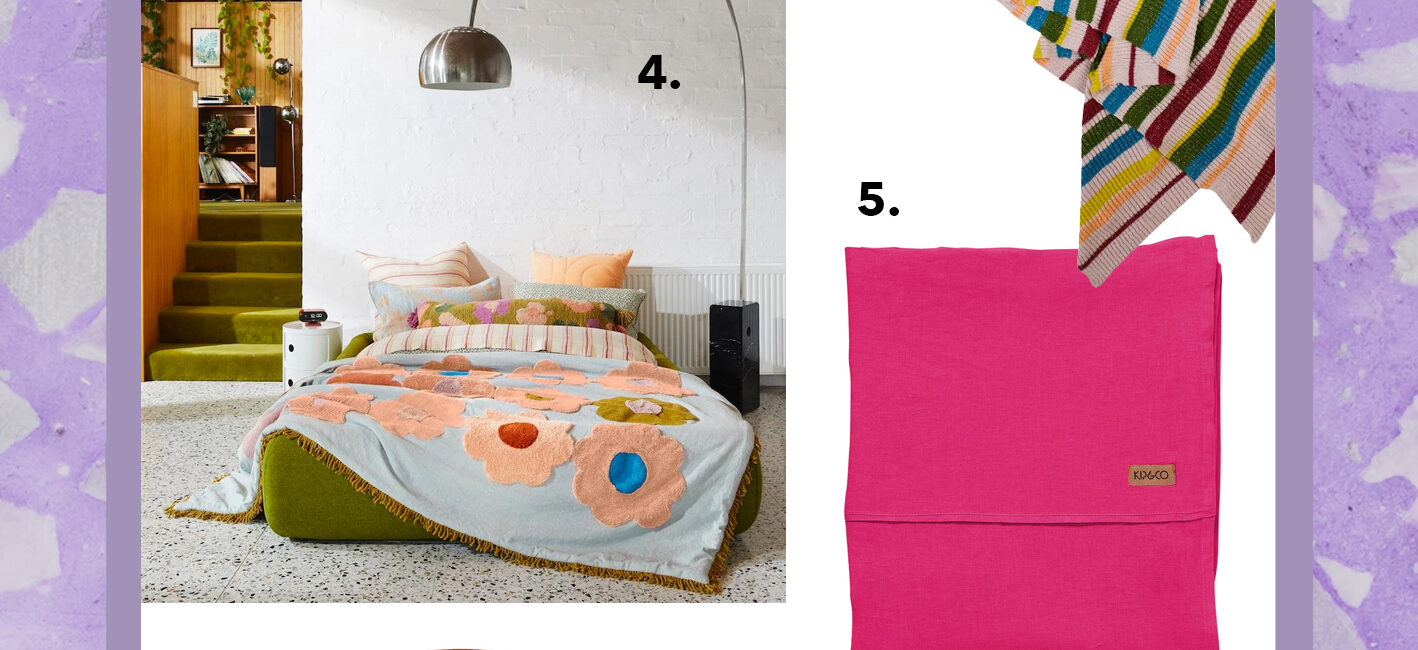Where To Buy Colourful Bedding In Australia
