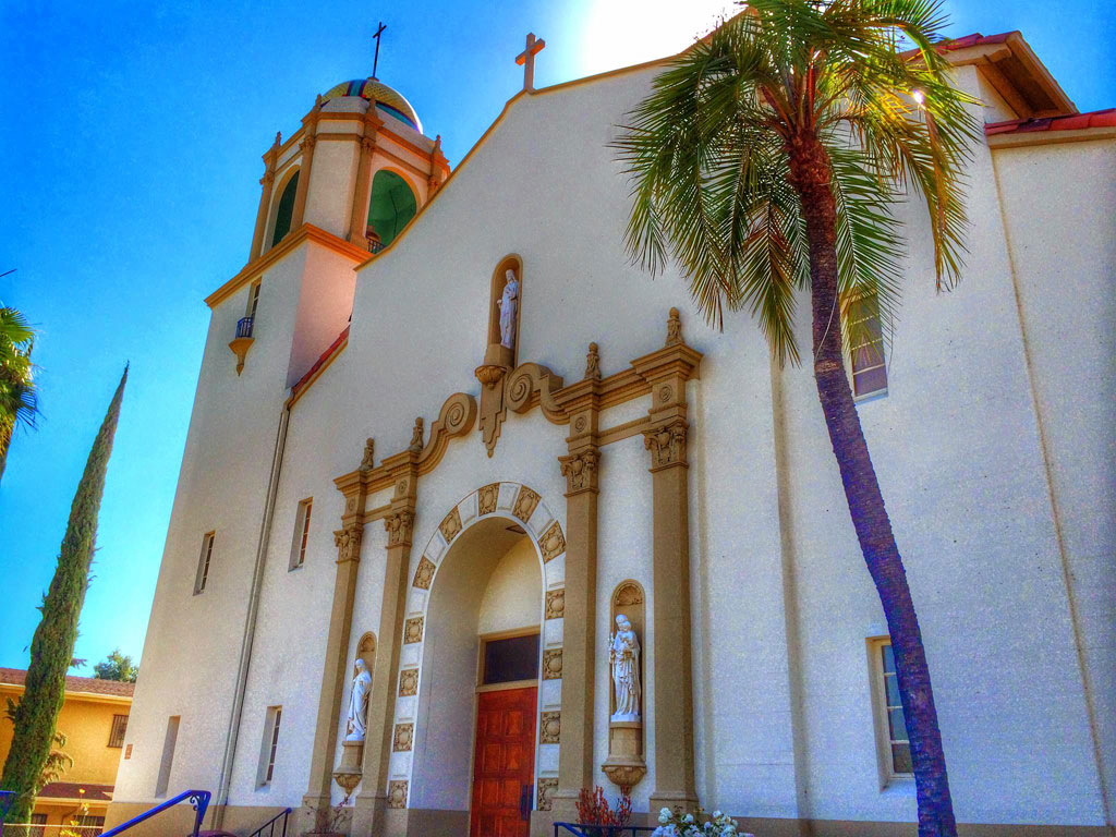 Sacred-Heart-Catholic-Church-Altadena