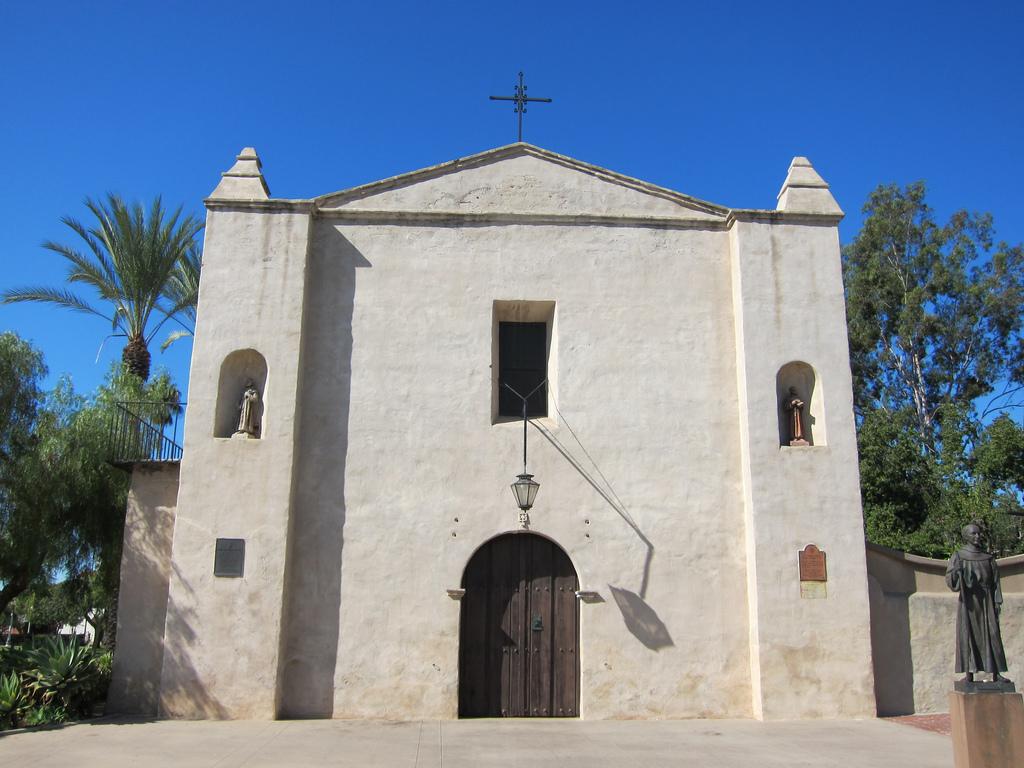 San Gabriel Mission Church