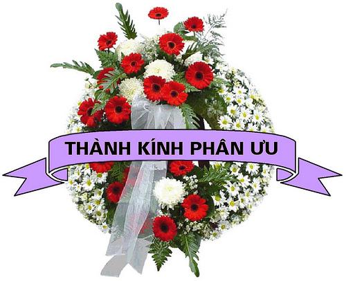 Phân Ưu - Cụ Bà Maria Phạm Thị Ngợi