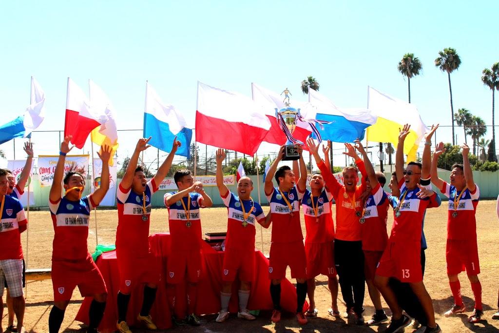 Kết Thúc Giải Túc Cầu 2016