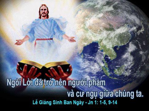 Lễ Ban Ngày - Chúa Giáng Sinh - Dec. 25 - Năm A