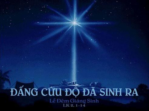 Lễ Đêm - Chúa Giáng Sinh - Dec. 24 - Năm A