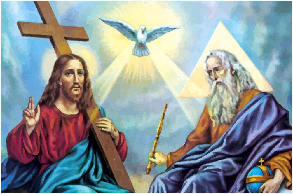 Suy Niệm - Chúa Nhật Lễ Chúa Ba Ngôi - June 7 - Năm A
