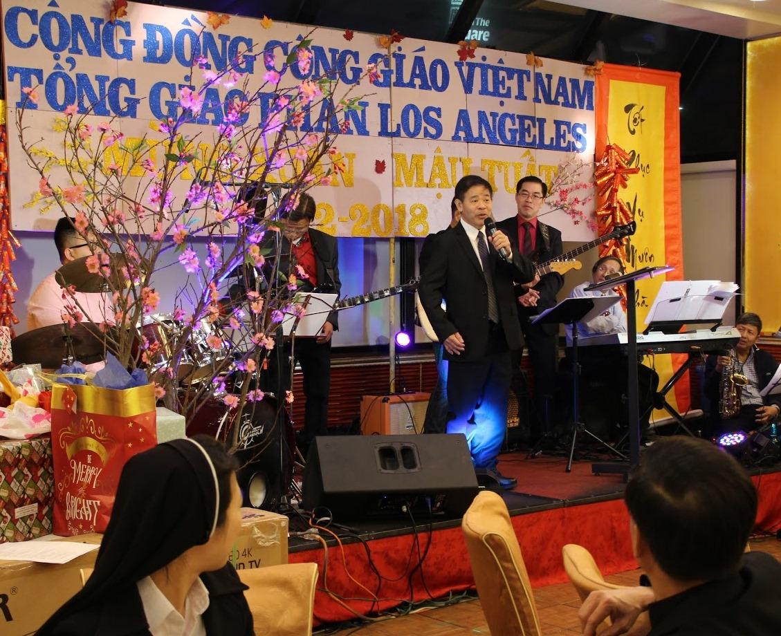 Photo Tiệc Tết Niên Cộng Đồng CGVN/TGP-Los Angeles / Mậu Tuất Feb. 9, 2018