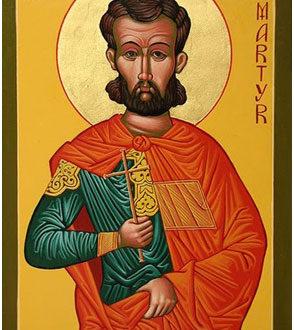 Thánh Justinô Tử Ðạo – Kính ngày 1 tháng 6