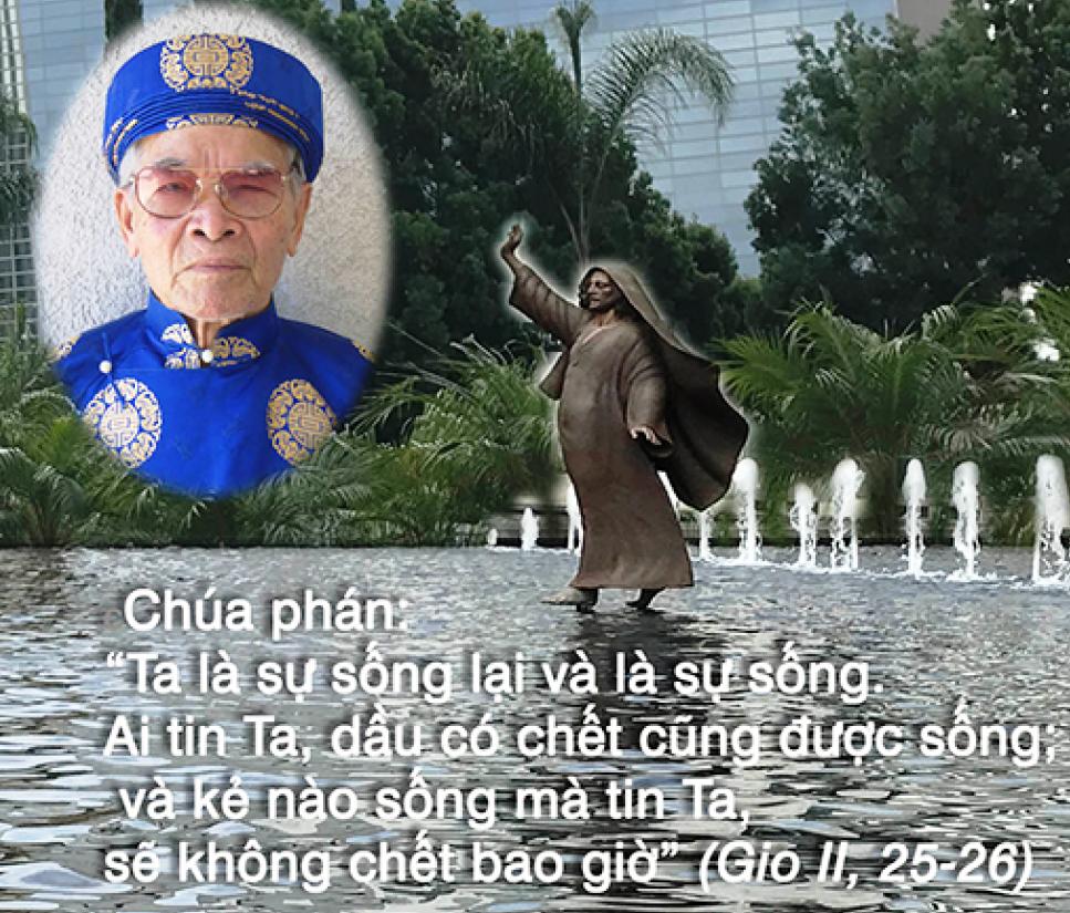 Phân Ưu & Cáo Phó, Ông Cố Gioan Trần Quang Thanh
