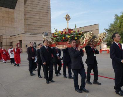Video Diễn nguyện Thánh Anê Lê Thị Thành, Tự Đạo Việt Nam - 11/18/2018