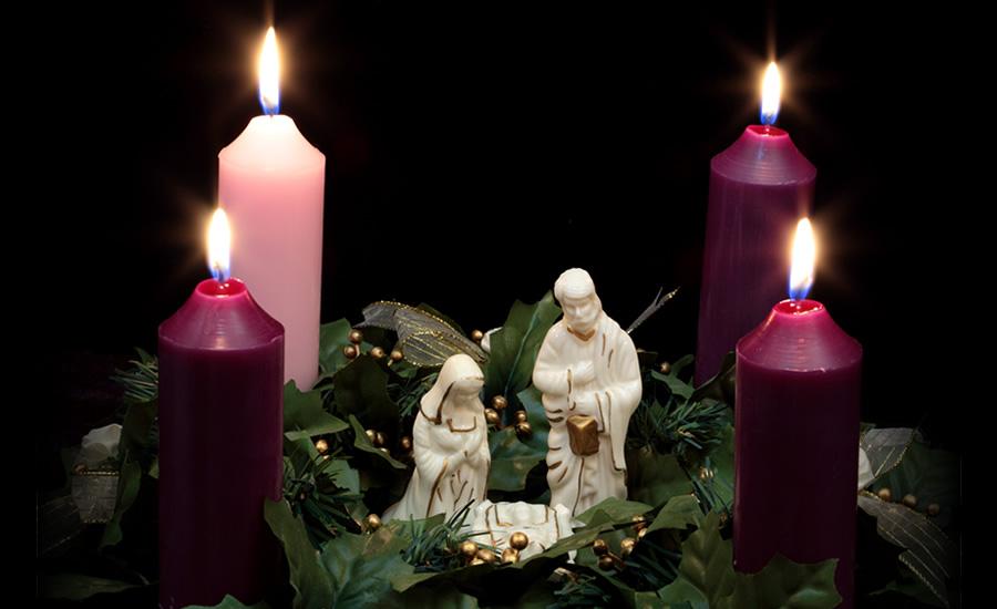 Lời Chào Giáng Sinh- Chúa Nhật 4 Mùa Vọng - December 23 - Năm C