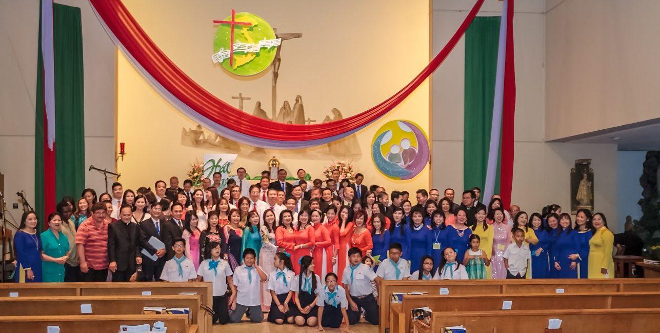 Thư mời  HÁT VỀ NGÀI XI: Tán Tụng Hồng Ân