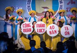 """Cộng Đoàn Thánh Lucy kỷ niệm 40 năm """"Dấu Ấn Tình Yêu"""""""