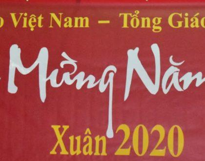 Photo/Video Tiệc Tất Niên & Mừng Xuân Canh Tý 2020