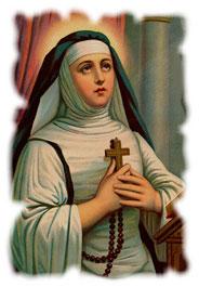 Thánh Catarina Thành Siêna Ðồng Trinh, Tiến Sĩ Hội Thánh (1347-1380)  Kính ngày 19 tháng 4