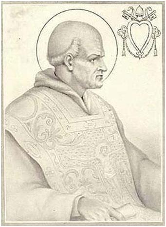 Thánh Gioan I, Giáo Hoàng Tử Ðạo (+526) - Kính ngày 18 tháng 5