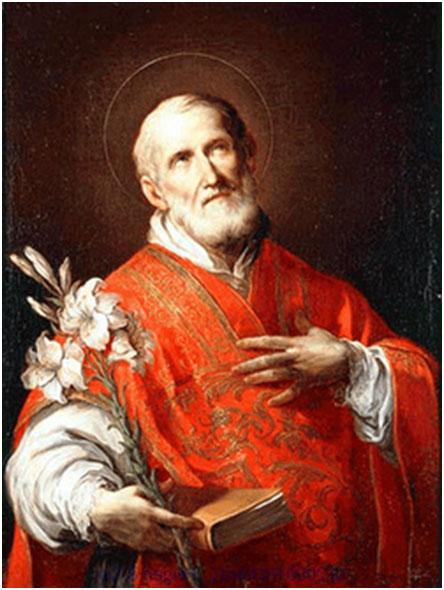 Thánh Philipphê Nêri, Linh Mục (1515-1595) - Kính ngày 26 tháng 5