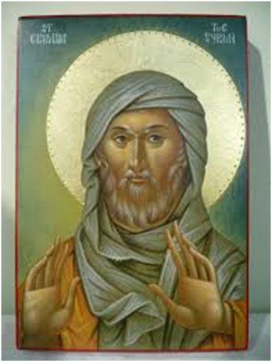 Thánh Êphrem, Phó Tế, Tiến Sĩ Hội Thánh (308-373) - Kính ngày 09 tháng 6