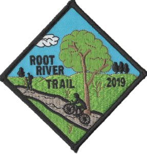 2019 Root River Trail Patch