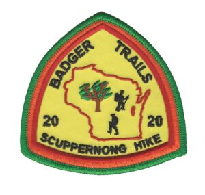 2020 Scuppernong Hike Patch
