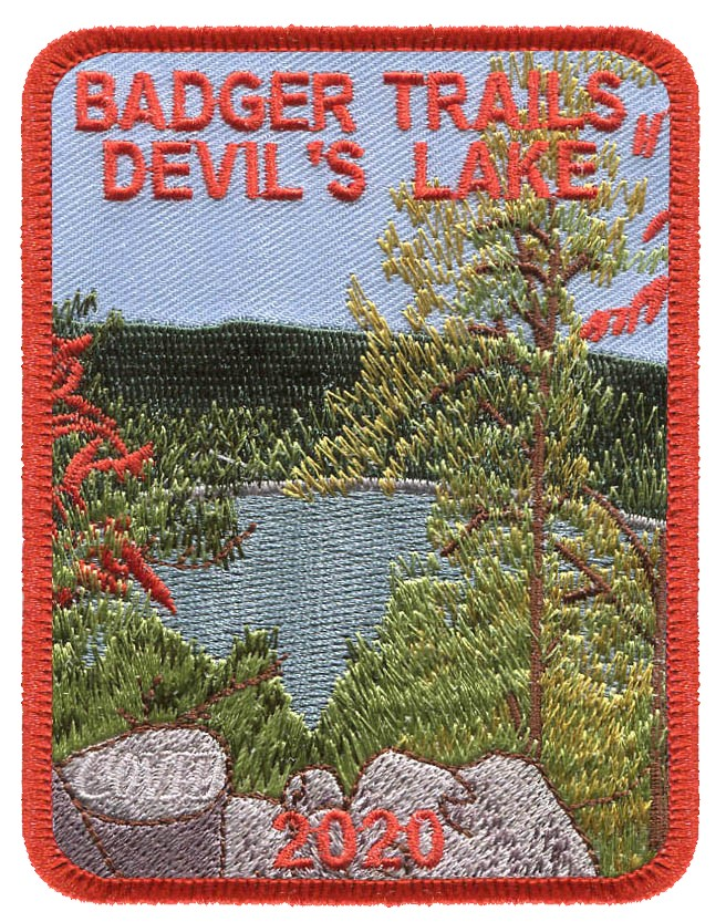 2020 Devil's Lake Patch