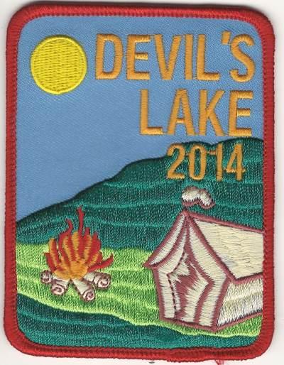 Devils Lake 2014