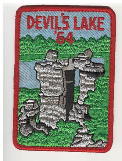 Devil' Lake 1964