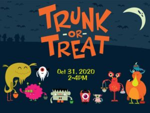 Trunk or Treat Family Fun Fest