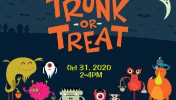 Trunk or Treat Family Fun Fest