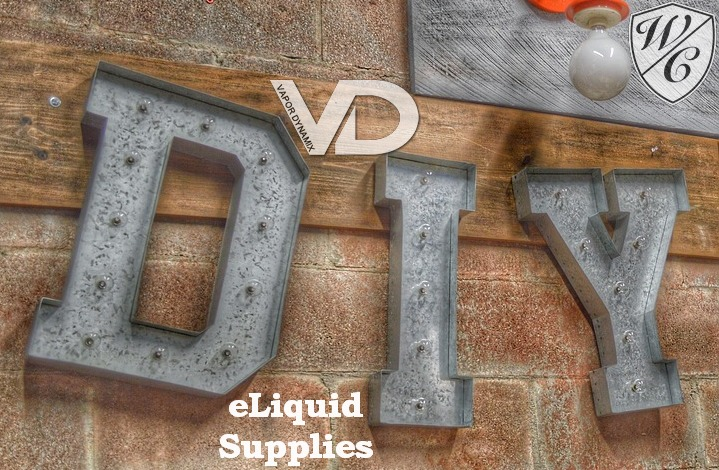 DIY eLiquid Supplies