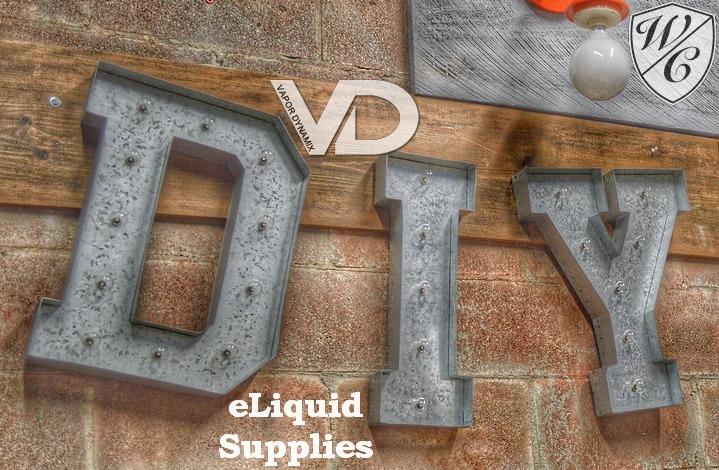 DIY eLiquid Supplies