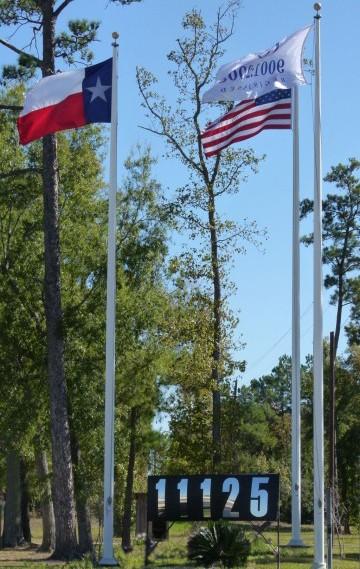 PMI Flagpoles