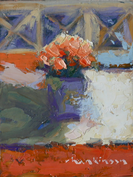 Orange Kolanchoe - R. Hankinson