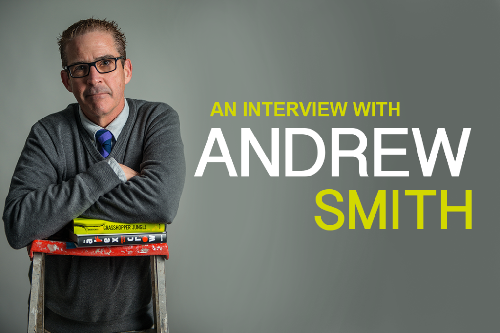 andrew smith author