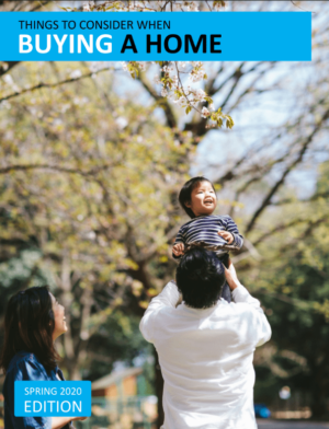 Spring Home Buyers Guide Cover