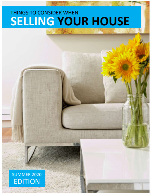 Summer 2020 Home Sellers Guide