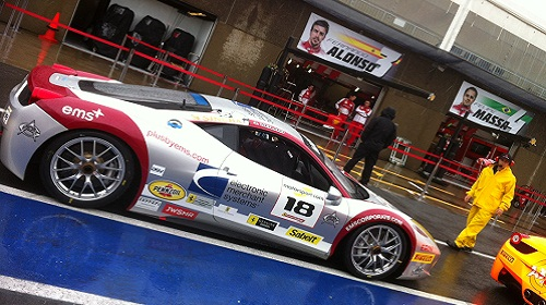Recapping the Ferrari Challenge Race Experience With Chairman JW