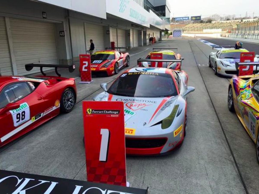 EMS Race Team Earns Two 1st Place Finishes at the Suzuka Circuit in Japan