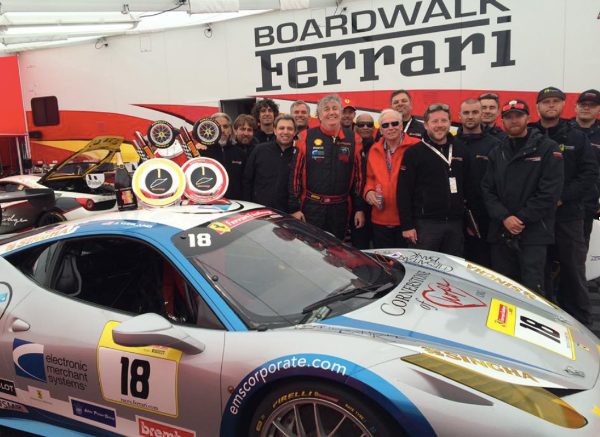 Momentum Keeps Moving Forward in Montreal for EMS Race Team
