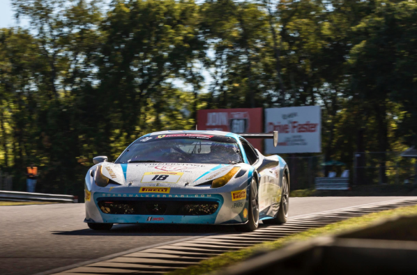 EMS Race Team Battles For Series Lead at Lime Rock Park
