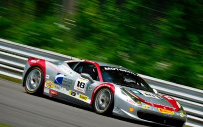The Lime Rock Park Ferrari Challenge Up Next for EMS Race Team